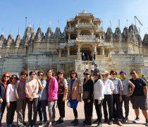 Ranakpur temple – the beautiful Jain temple of 1,444 carved marble pillars
